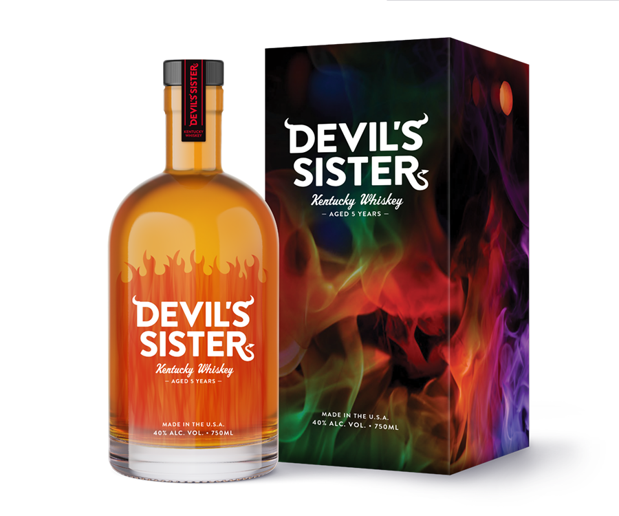 Devil's Sister Kentucky Whiskey