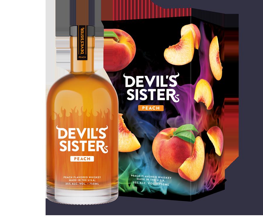 Devil's Sister Peach