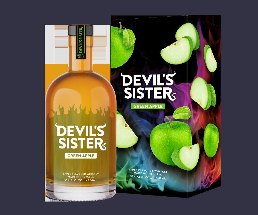 Devil's Sister Green Apple
